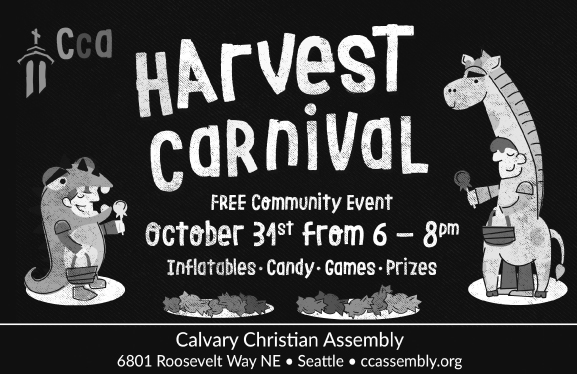 Harvest Festival @ Calvary Christian Assembly | Seattle | Washington | United States